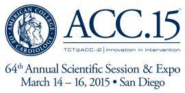 Logo du congrès ACC 2015