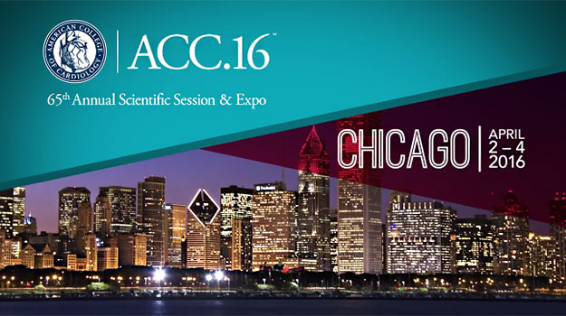 Logo du Congrès ACC 2016 (American College of Cardiology)