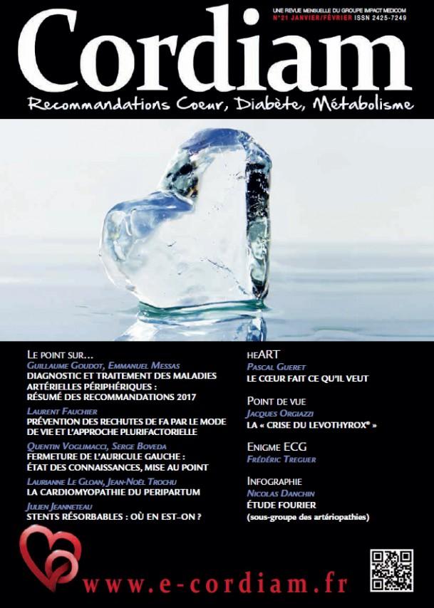Revue Cordiam n°21